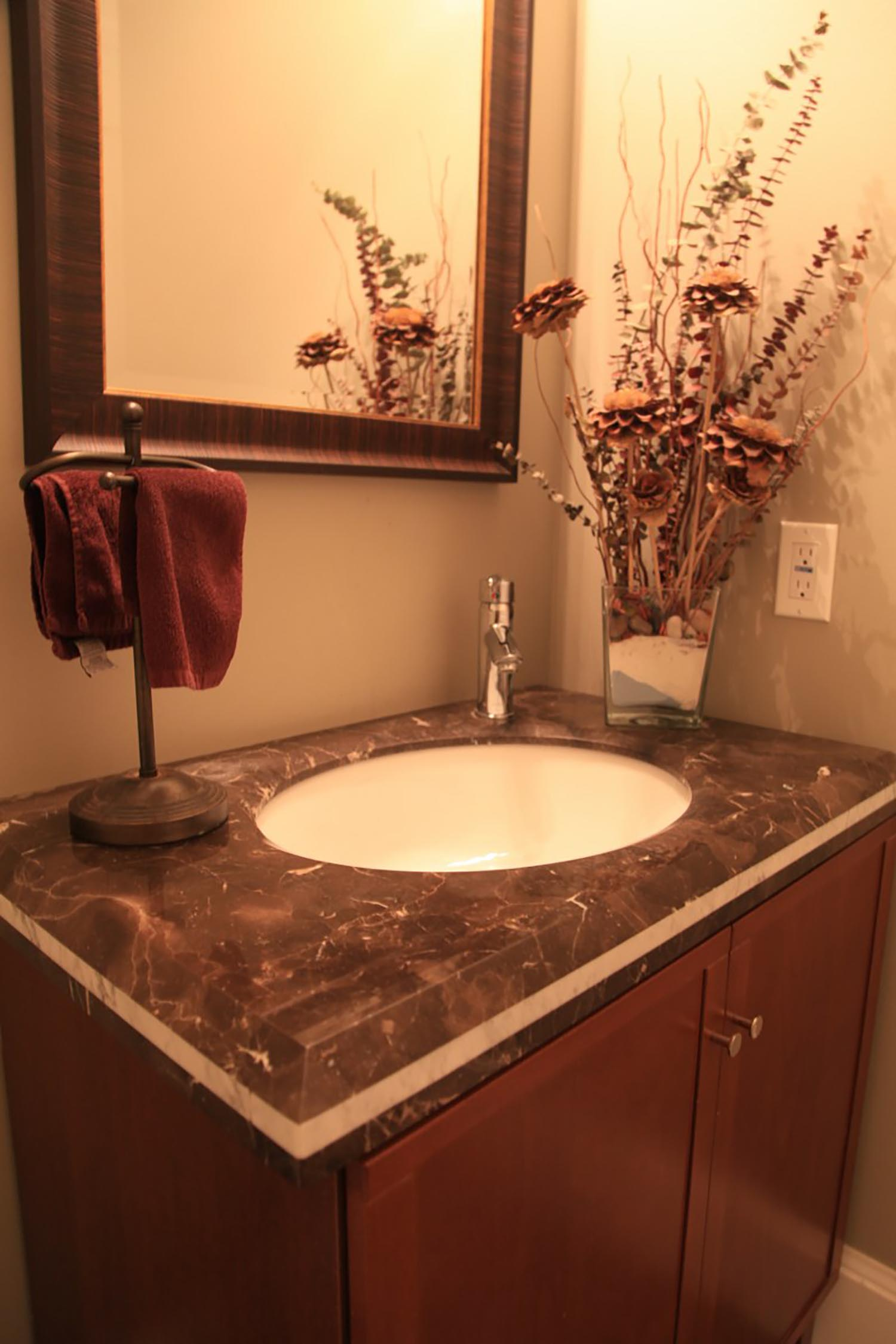 PeboStones Bathroom projects